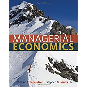 test bank solutions manual managerial economics samuelson 7th rh samuelson managerial economics 7th blogspot com Managerial Decision-Making Managerial Economics Fifth Edition
