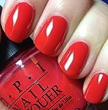 OPI Texas Collection Nail Lacquer, Big Hair...Big Nails