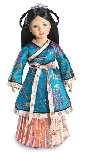 Yuan Dynasty Princess Outfit