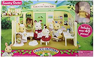Calico Critters Calico Critters Country Doctor Playset