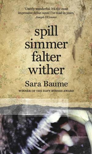 spill-simmer-falter-wither