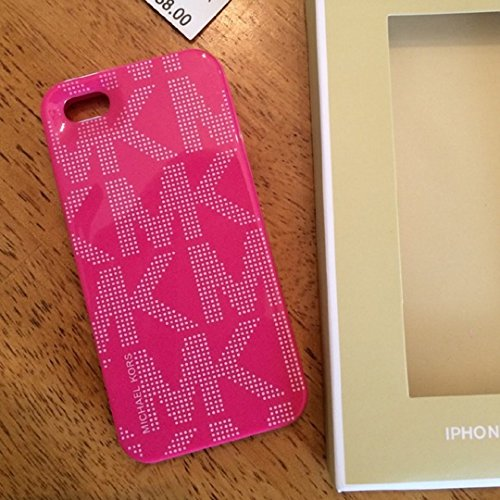 Michael Kors Hot Pink Case for iPhone 5/5S