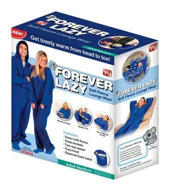 Forever Lazy Soft Fleece Adult Lounge Wear L/XL