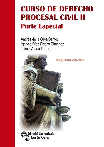 CURSO DE DERECHO PROCESAL CIVIL II