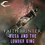 WeSa and the Lumber King: A Jane Yellowrock Story (       UNABRIDGED) by Faith Hunter Narrated by Khristine Hvam