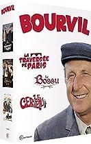 Bourvil : Le cerveau + Le bossu + La traversée de Paris