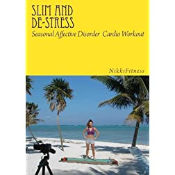 NikkiFitness Slim And De-stress (S.A.D. Seasonal Affective Disorder Cardio Workout)
