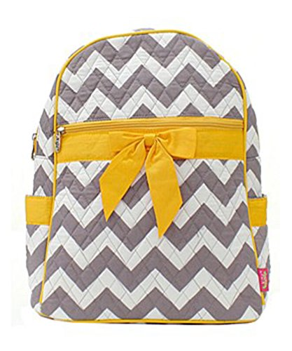 Yellow Diaper Bag