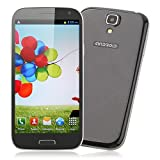 STAR S9500 - 5.0 pulgadas Smartphone Android 4.2 MTK6589 1.2GHz Quad Core de doble SIM GPS 1G RAM 12.0mp cámara (Negro, blanco)