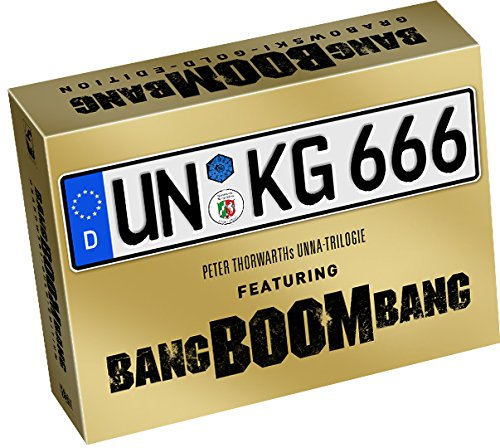 Bang Boom Bang - Grabowski Gold Edition [Blu-ray] [Limited Collector's Edition]