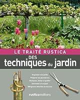 Le Traité Rustica des techniques du jardin