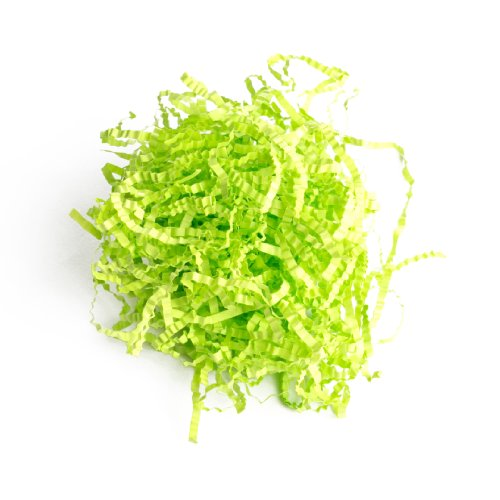 Koyal Crinkle Cut Paper Shredder, 7-Ounce, Lime Green