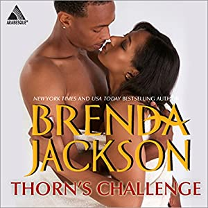 Thorn's Challenge Audiobook