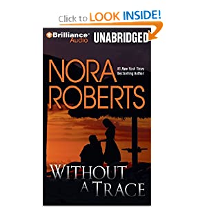 Without a Trace (O'Hurleys) Nora Roberts