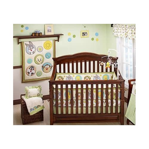 Baby Looney Tunes Crib Set Baby Looney Tunes 4 Crib
