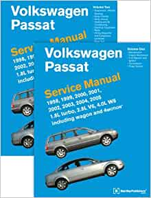 volkswagen passat b5 service manual 1998 1999 2000. Black Bedroom Furniture Sets. Home Design Ideas