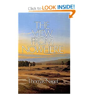 The View From Nowhere Thomas Nagel