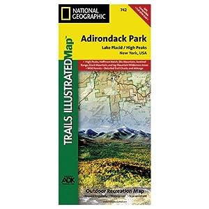 Adirondack Park: Lake Placid/High Peaks #742