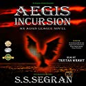 Aegis Incursion: The Aegis League, Book 2 Audiobook by S.S. Segran Narrated by Tristan Wright