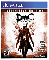 DMC Devil May Cry: Definitive Edition - PlayStation 4 by Capcom