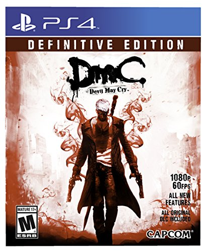 DMC Devil May Cry Definitive Edition(北米版)