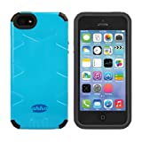 Ahha Action PolyFuse Back Case Cover For Apple IPhone 5S / 5 - Marine Blue (A-PCIH5-0A31)