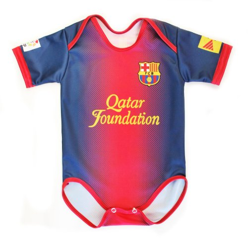 F.C Barcelona Home 2013 Baby Suit 0-9 months