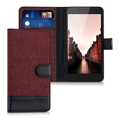 kwmobile-wallet-case-canvas-cover-for-lg-google-nexus-5x-flip-case-with-card-slot-and-stand-in-dark-