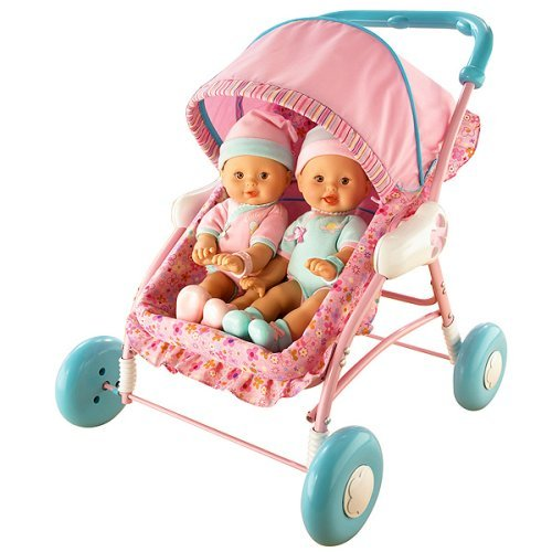 Fisher-Price Newborn Twin Play Set - Caucasian - Buy Fisher-Price Newborn Twin Play Set - Caucasian - Purchase Fisher-Price Newborn Twin Play Set - Caucasian (Fisher-Price, Toys & Games,Categories,Dolls,Baby Dolls)