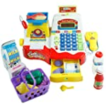 Kids Toy Supermarket Till, Cash Regis...