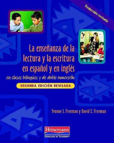 La ensenanza de la lectura y la escritura en espanol y en...