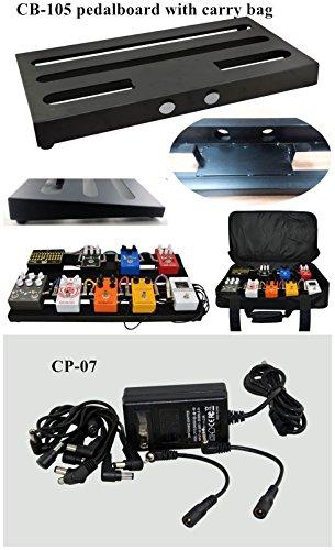 Caline-USA-CB-105-Planche--pdale-avec-sac-de-transport-et-alimentation-Caline-cp-05