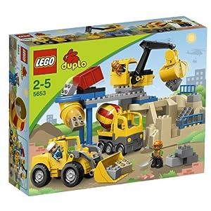 Lego - 5653 - Jeux de construction - lego duplo legoville - La carrière
