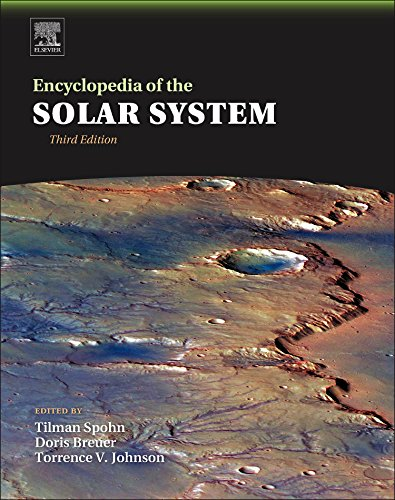 Encyclopedia Of The Solar System, Third Edition