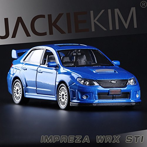 136-subaru-wrx-sti-alloy-diecast-car-model-toys-vehicle-collection-b2867-blue
