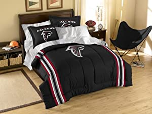 NFL Atlanta Falcons Full Twin Comforter Set by Northwest