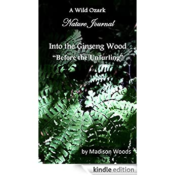 cover image for Wild Ozark Nature Journal book 1