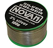 Amazon.com: Novak 5833 Lead Free Silver Solder, 100gm: Toys & Games