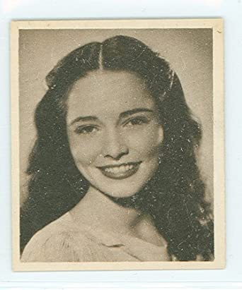 1948 Movie Stars 5 Margaret Field Excellent to Mint at