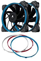 Corsair Air Series AF120 Quiet Edition Twin Pack Fan (CO-9050002-WW)