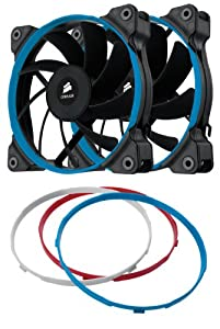 Corsair Air Series AF120 Performance Edition Twin Pack Fan (CO-9050004-WW)
