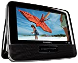 Philips PD7016/37 7-Inch Portable LCD Dual DVD Player