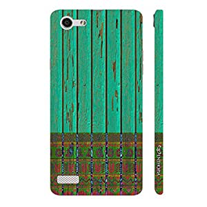 Enthopia Designer Hardshell Case Aztec from Mexico Back Cover for Oppo Neo 7