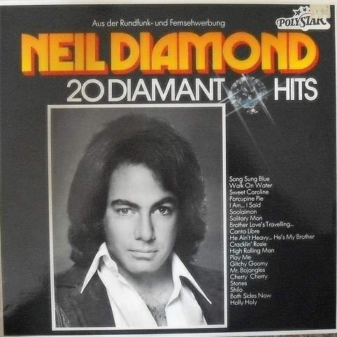 Neil Diamond - 20 Diamant Hits - Zortam Music
