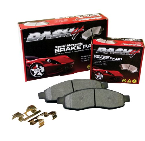 EBC Greenstuff Uprated Front Brakes Pads DP21643
