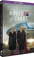 House of Cards - Saison 3 [DVD + Copie digitale]