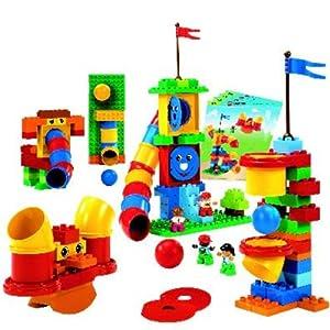 LEGO Education DUPLO Tubes Experiment Set 779076 (147 Pieces) by LEGO Education