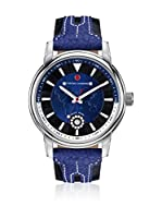 Chrono Diamond Reloj con movimiento cuarzo suizo Man 10800Cr Nereus Azul 43.0 mm