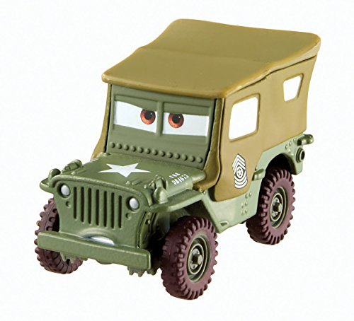 Disney/Pixar Cars Sarge Diecast Vehicle - 1
