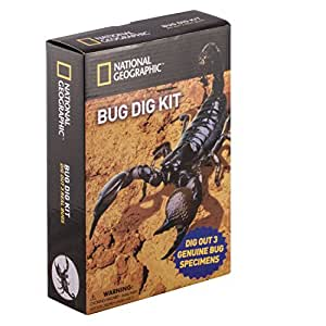 National Geographic Bug Dig Kit By National Geographic